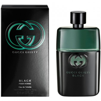 Gucci Guilty Black apa de toaleta