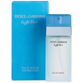 D&G Light Blue apa de toaleta